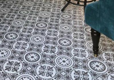 Morrocan Style Vinyl Flooring